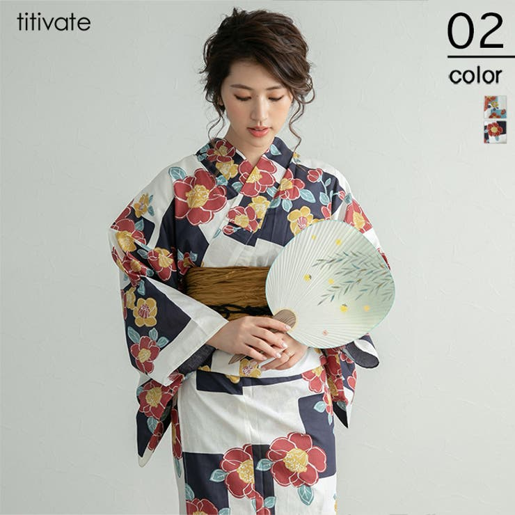titivateの浴衣・着物/浴衣 | 詳細画像