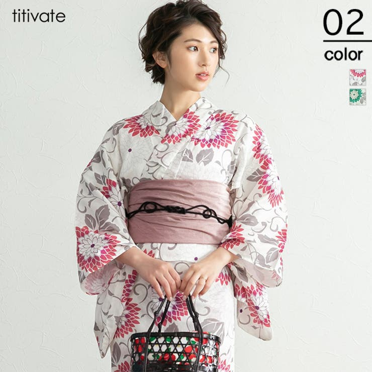 titivateの浴衣・着物/浴衣   詳細画像
