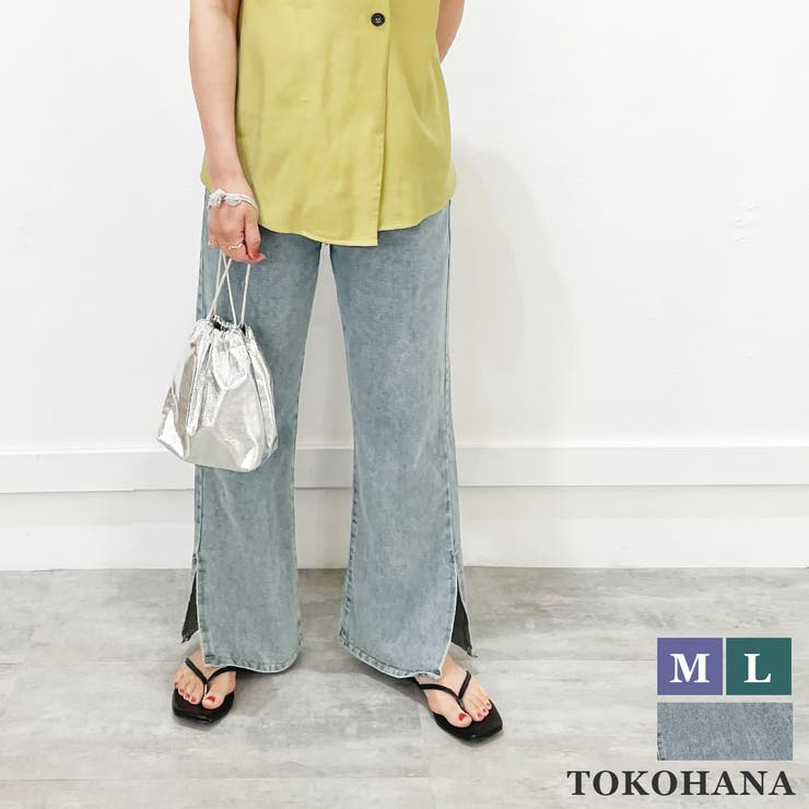 TOKOHANAのパンツ・ズボン/デニムパンツ・ジーンズ   詳細画像