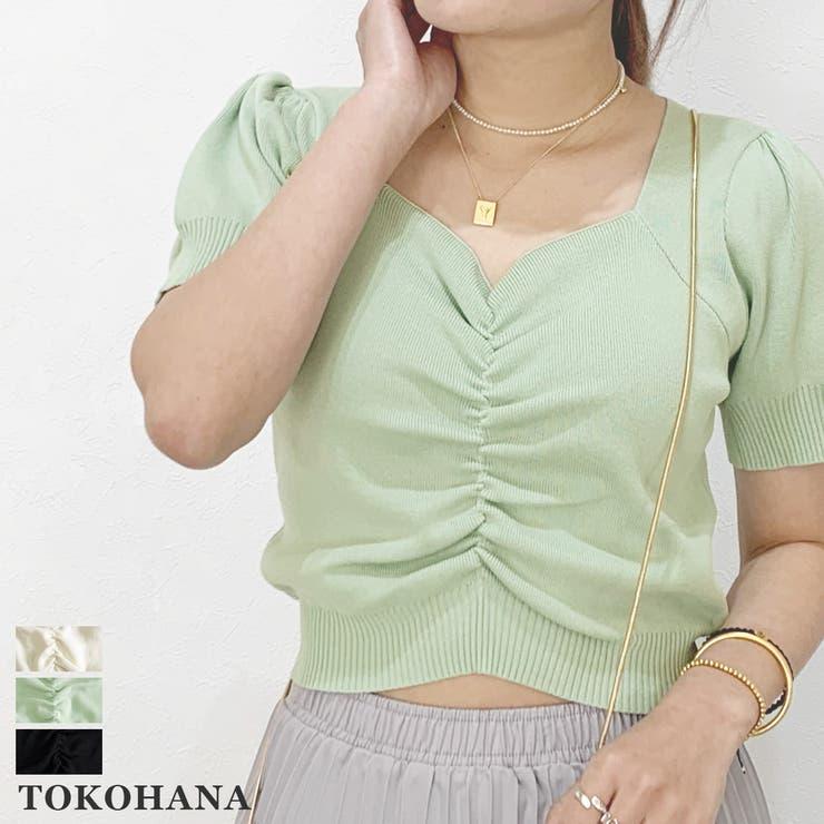 TOKOHANAのトップス/ニット・セーター | 詳細画像