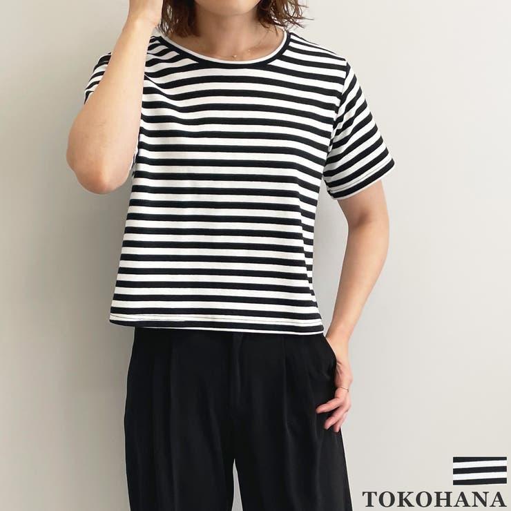 TOKOHANAのトップス/カットソー   詳細画像