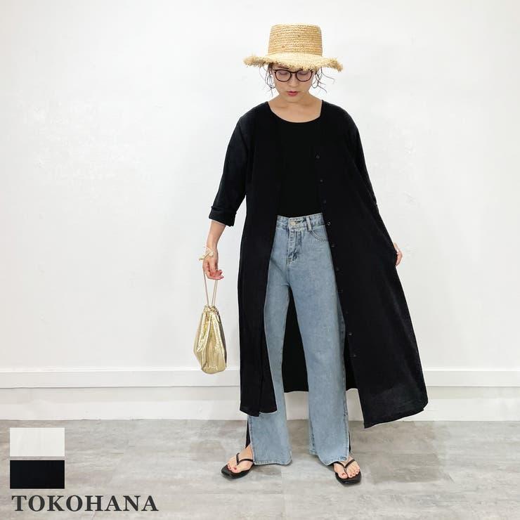 TOKOHANAのワンピース・ドレス/シャツワンピース   詳細画像