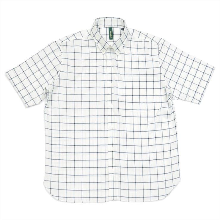 ワイシャツ 半袖 形態安定 | TOKYO SHIRTS | 詳細画像1