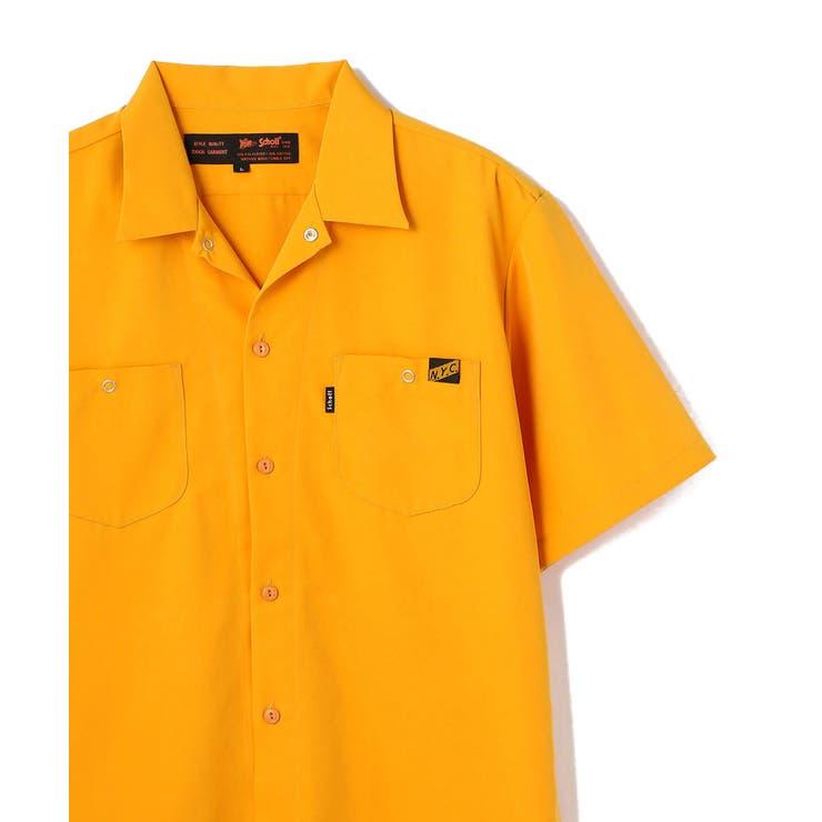 TC WORK SHIRT/ワークシャツ   Schott   詳細画像1