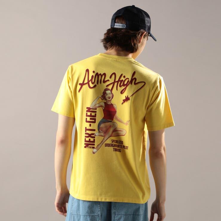 アイム ハイ Tシャツ / AIM HIGH T-SHIRT   AVIREX   詳細画像1