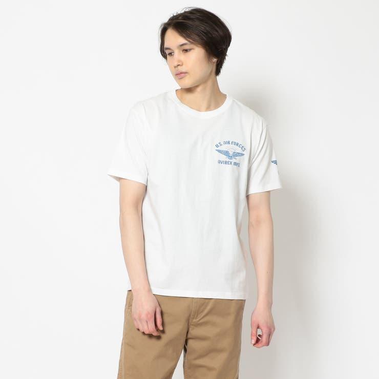 クルーネック Tシャツ U | AVIREX | 詳細画像1