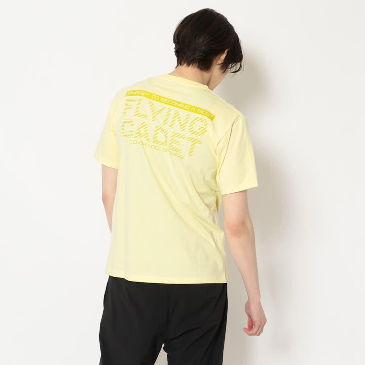 Vネック Tシャツ フライングカデット | AVIREX | 詳細画像1