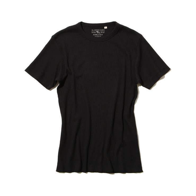 AVIREXのトップス/Tシャツ   詳細画像