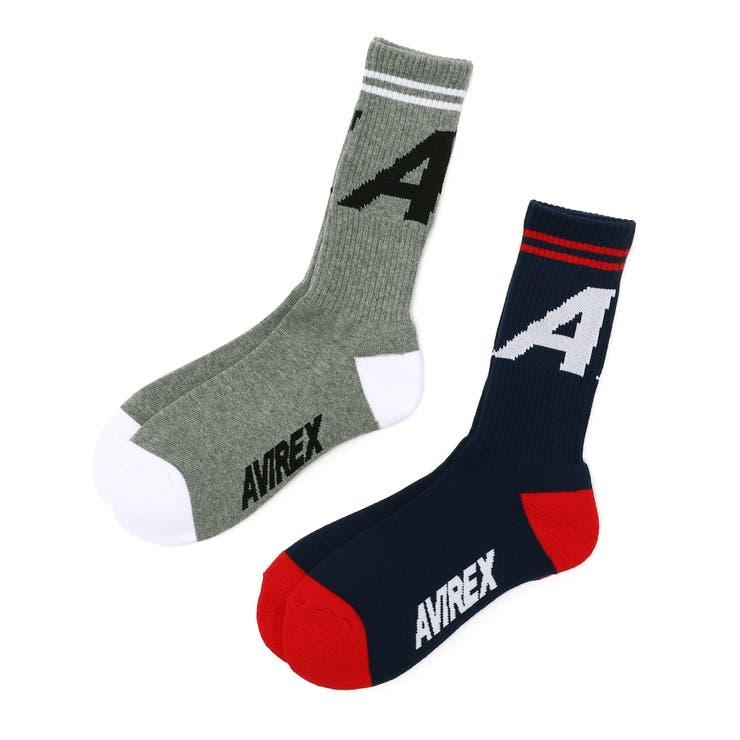 AVIREXのインナー・下着/靴下・ソックス   詳細画像
