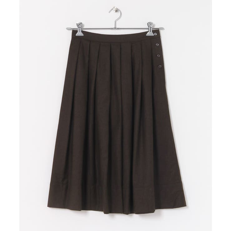 GALLEGO DESPORTES pleated skirt | URBAN RESEARCH OUTLET  | 詳細画像1