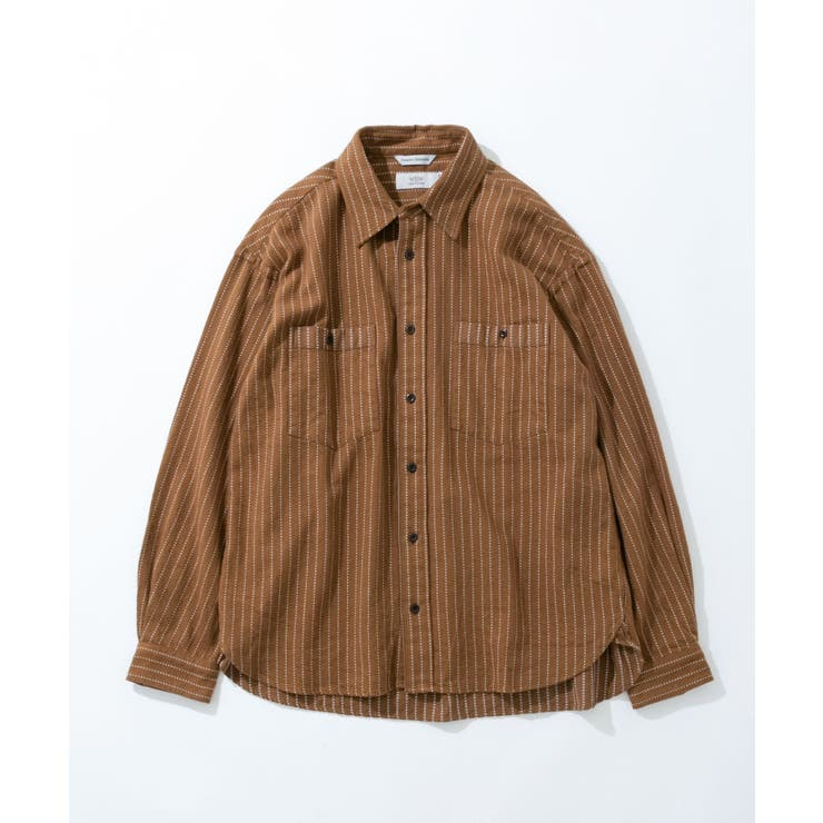 ウォバッシュ インサイドアウトシャツ   URBAN RESEARCH OUTLET    詳細画像1
