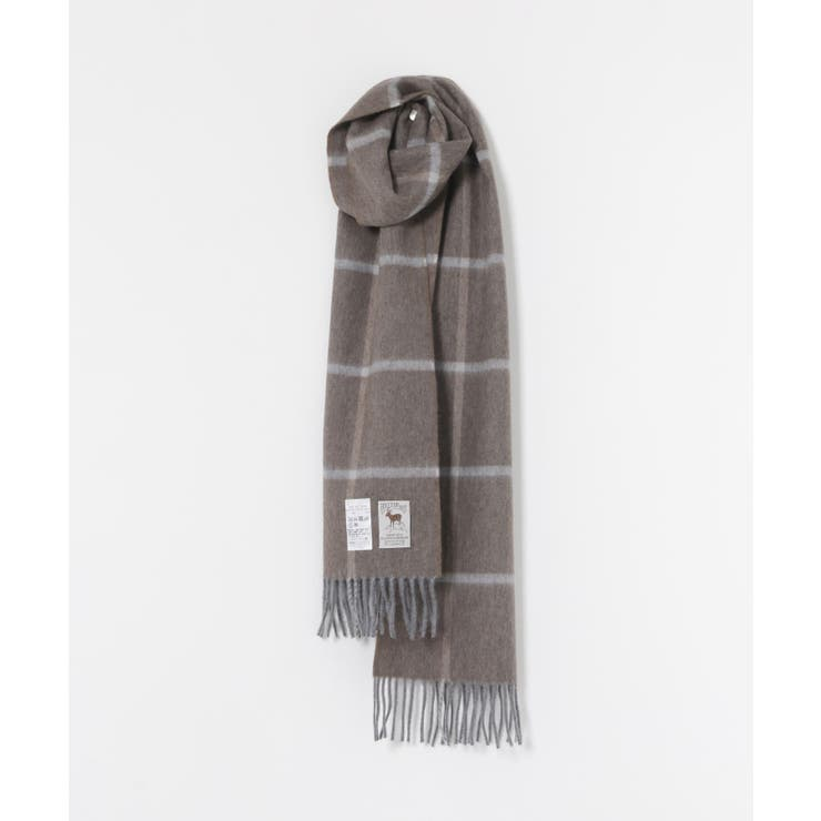 HILLTOP Merino Wool Scarf #1   URBAN RESEARCH OUTLET    詳細画像1