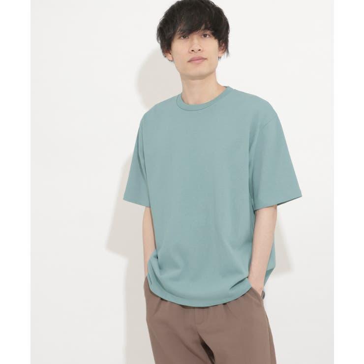 13ozヘビーウエイトTシャツ(5分袖) | SENSE OF PLACE | 詳細画像1