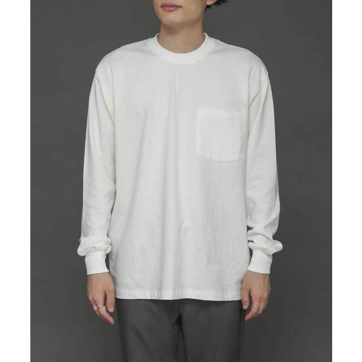 ベーシックロングTシャツ | SENSE OF PLACE | 詳細画像1