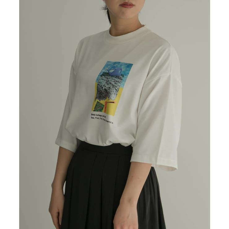 SENSE OF PLACEのトップス/Tシャツ | 詳細画像