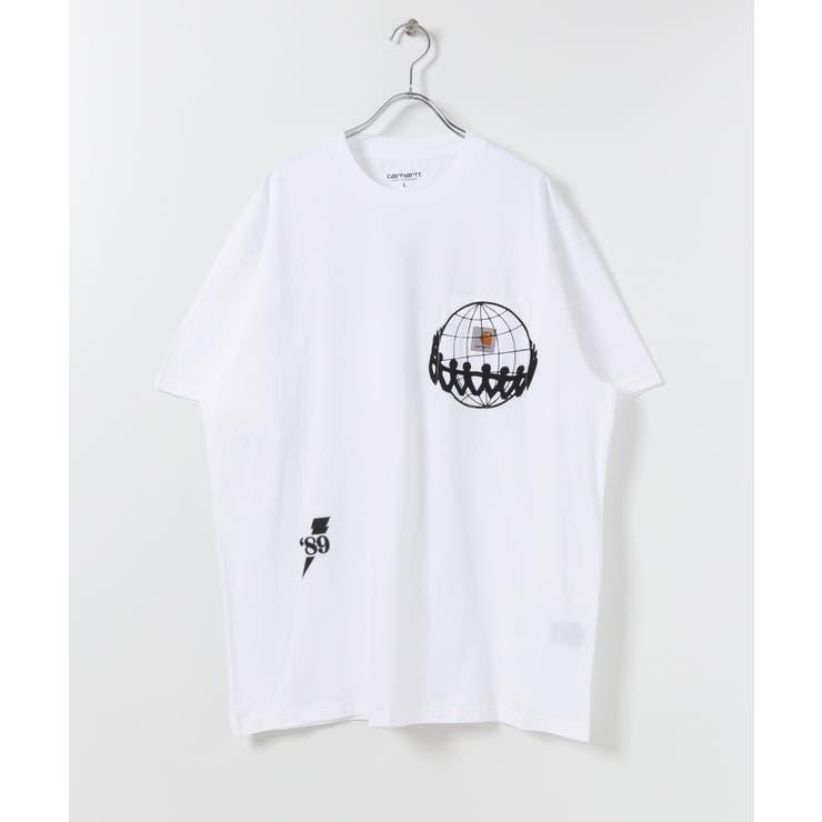 【WEB/一部店舗限定】carhartt JOINT POCKET Tシャツ   SENSE OF PLACE   詳細画像1