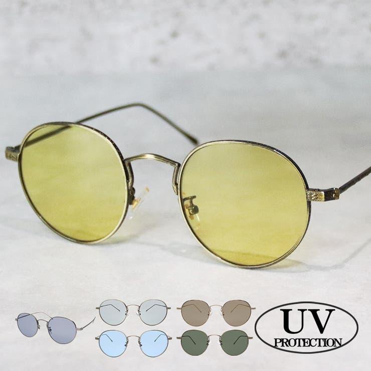 UVカット サングラス メンズ | Valletta | 詳細画像1