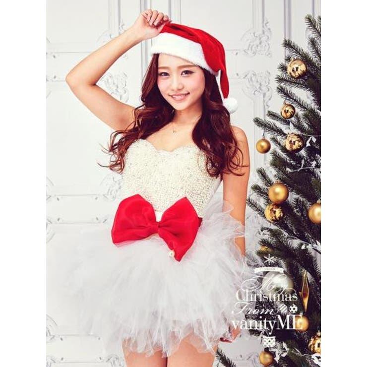 ホワイトサンタ クリスマスコスチューム vcscd | vanityME.   | 詳細画像1