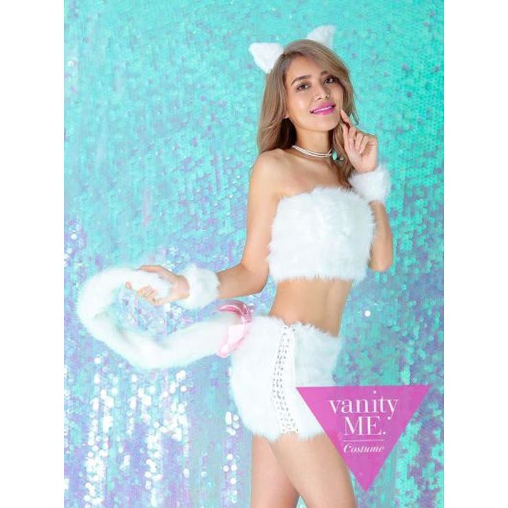 laVyrinth CAT whitevcsot | vanityME.   | 詳細画像1