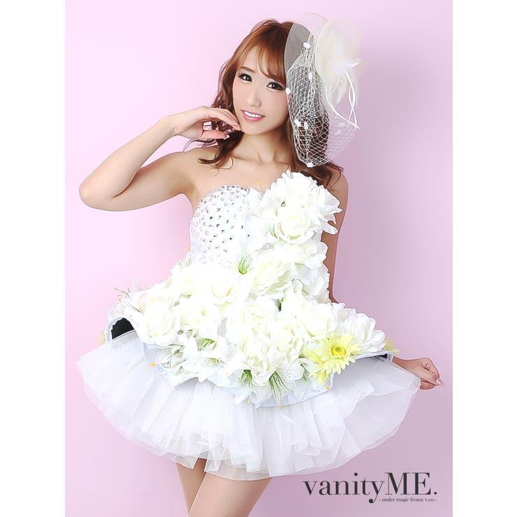 vanityME couture ミニドレスワンピース | vanityME.   | 詳細画像1