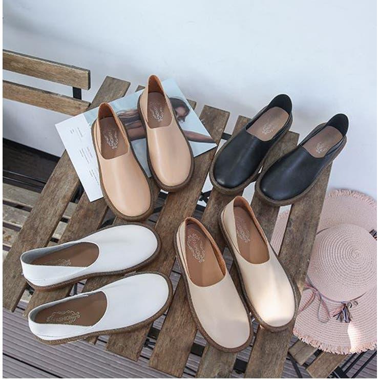 LAC VERTのシューズ・靴/フラットシューズ | 詳細画像