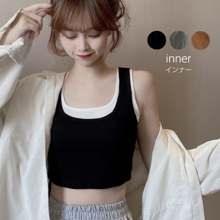 キャミソール レディース 韓国ファッション | VICTORIA | 詳細画像1