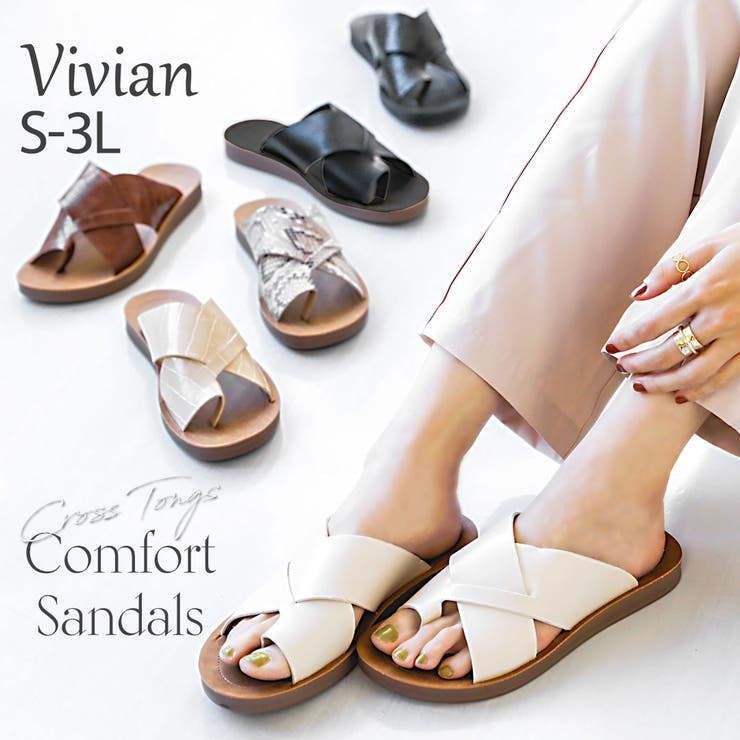 Vivian サンダル レディース   VIVIAN Collection    詳細画像1