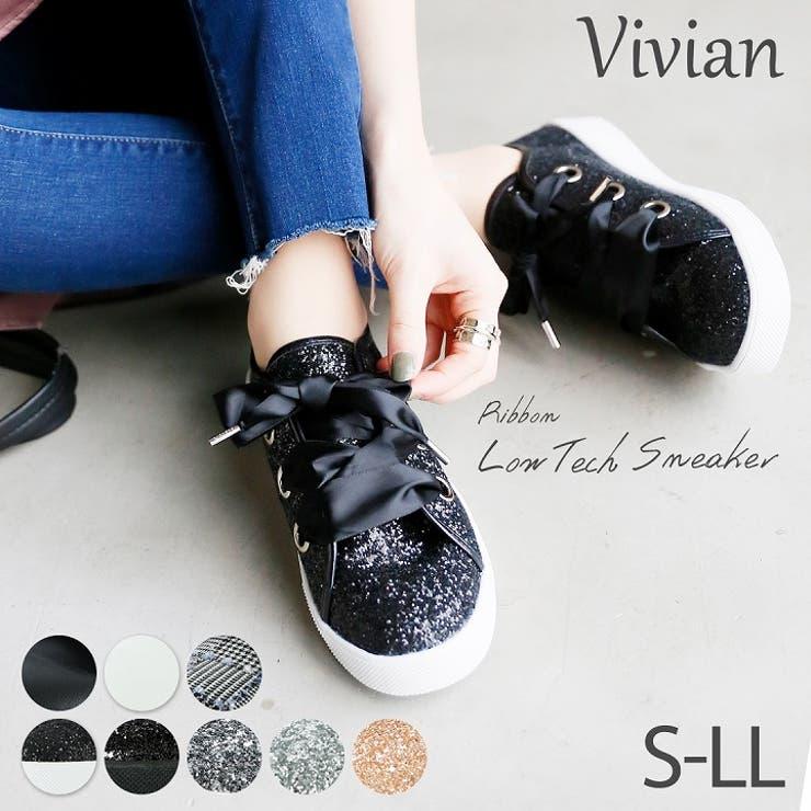 Vivian スニーカー レディース | VIVIAN Collection  | 詳細画像1