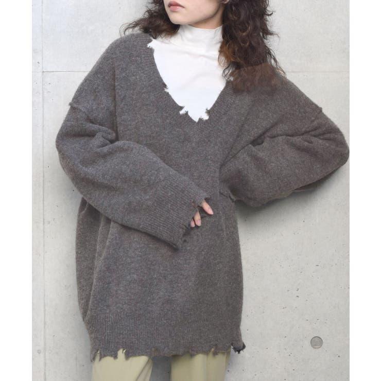 w closet OUTLETのトップス/ニット・セーター | 詳細画像