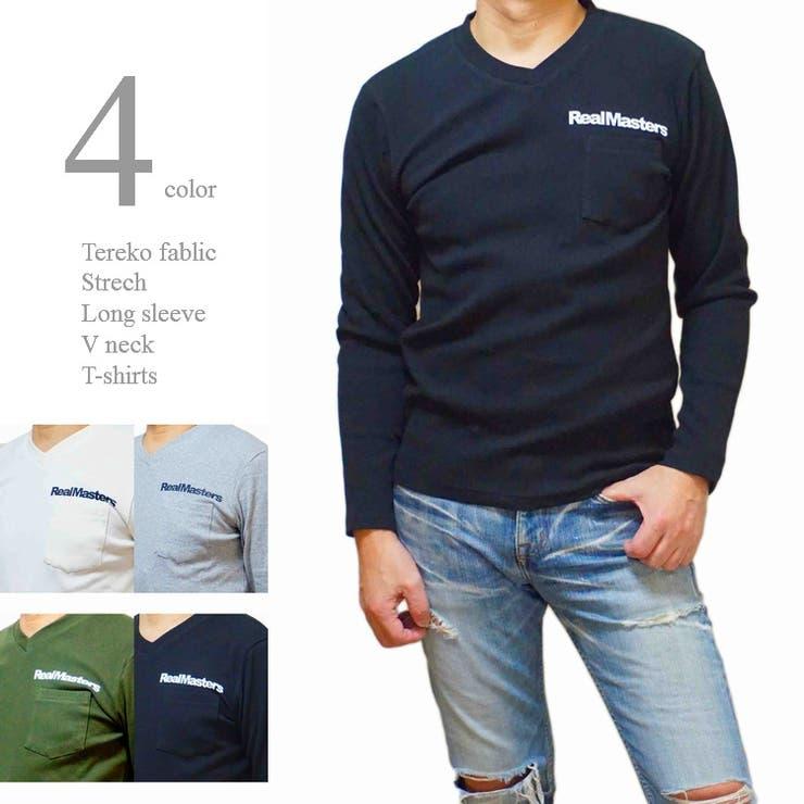 Tシャツ メンズ 長袖   WEB COMPLETE   詳細画像1