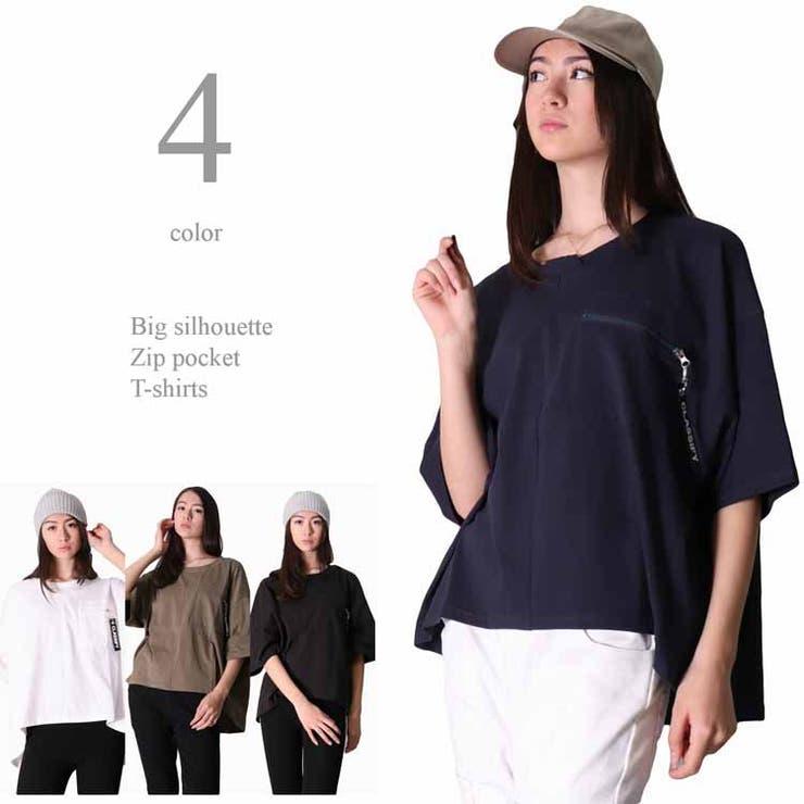 Tシャツ レディス 半袖   WEB COMPLETE   詳細画像1