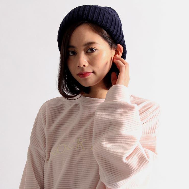 WEGO【WOMEN】の帽子/ニット帽   詳細画像