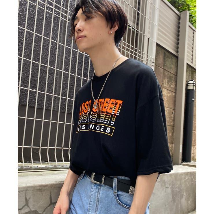 【Figments】LOSTSTREET Tシャツ | WEGO【WOMEN】 | 詳細画像1