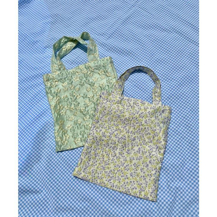 WEGO【WOMEN】のバッグ・鞄/トートバッグ   詳細画像