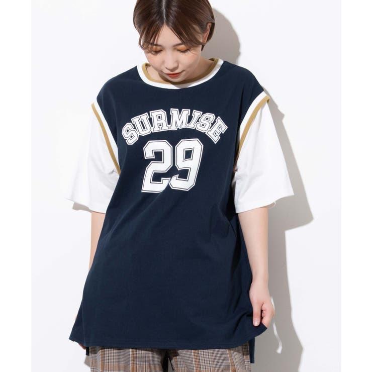 WEGO【WOMEN】のトップス/Tシャツ   詳細画像