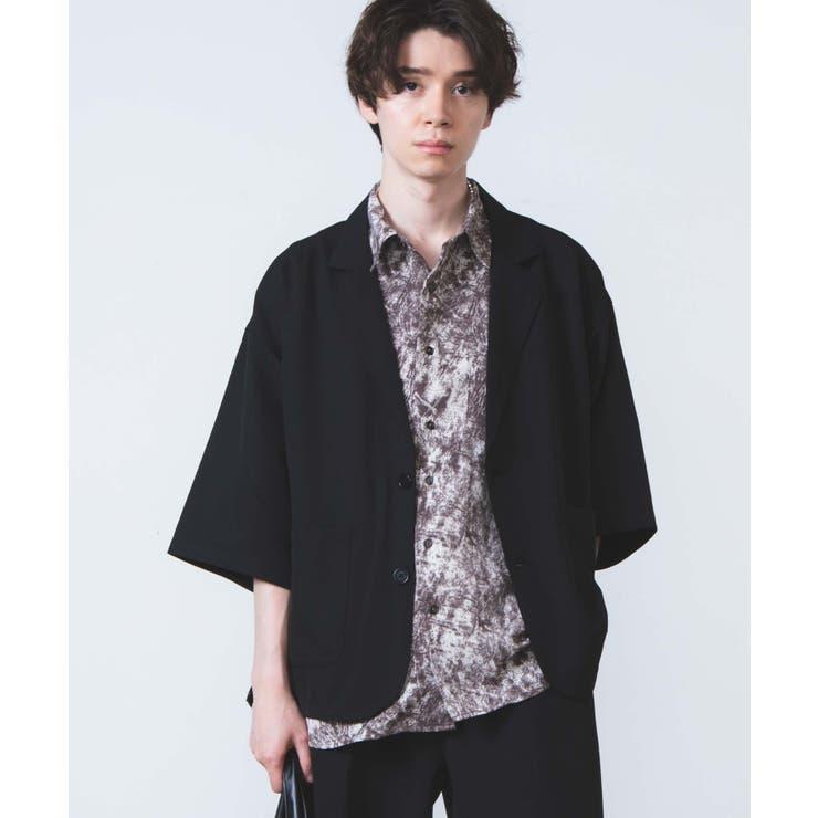 WEGO【MEN】のアウター(コート・ジャケットなど)/テーラードジャケット | 詳細画像