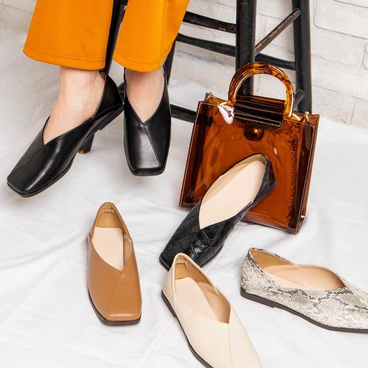 WEGO【WOMEN】のシューズ・靴/パンプス | 詳細画像