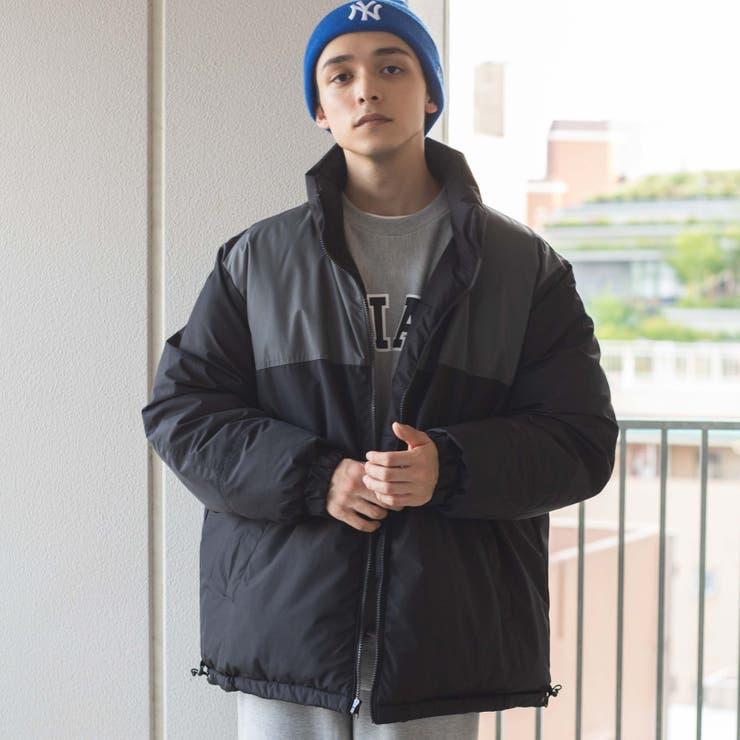 リバーシブルパデッドジャケット | WEGO【MEN】 | 詳細画像1