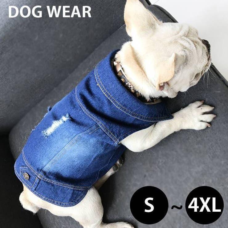 ドッグ 犬の服 犬服   CLARAH【WOMEN】   詳細画像1