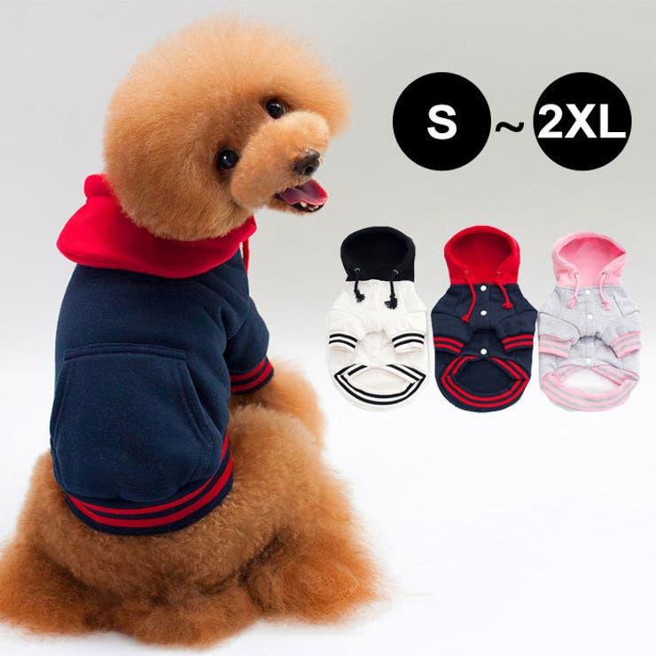 犬服 ドッグウェア 犬の服   CLARAH【WOMEN】   詳細画像1