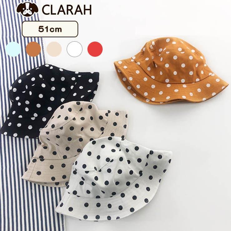 キッズ ハット 女の子 | CLARAH | 詳細画像1
