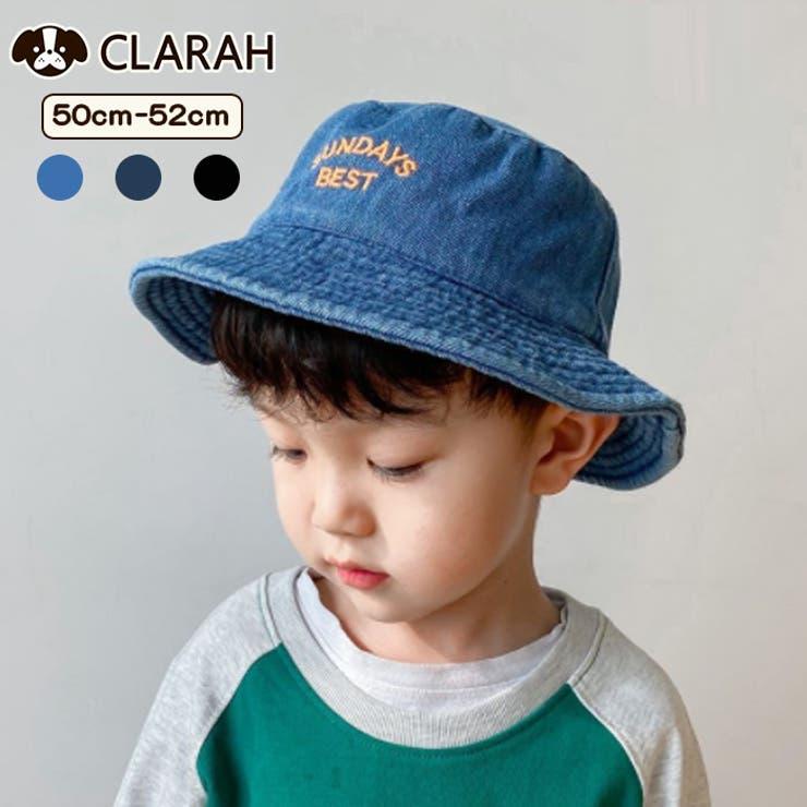 CLARAHの帽子/ハット   詳細画像