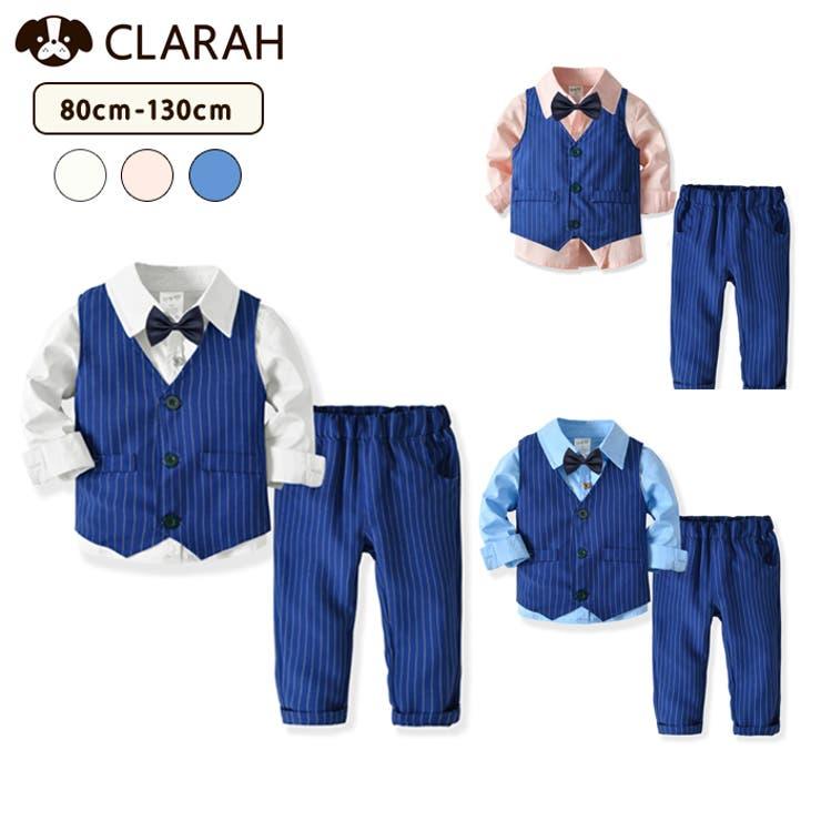 キッズ スーツ 4点セット | CLARAH | 詳細画像1