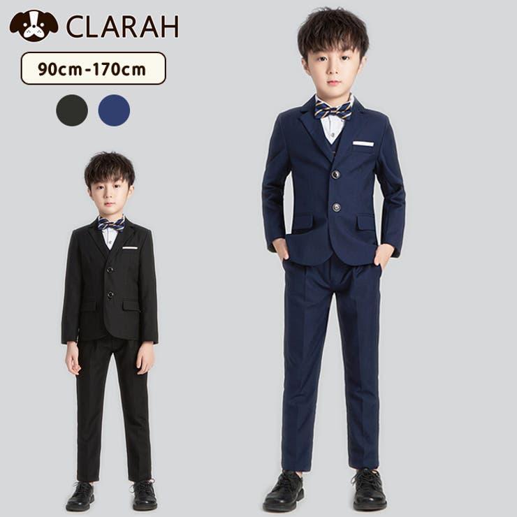 キッズ スーツ 5点セット   CLARAH   詳細画像1