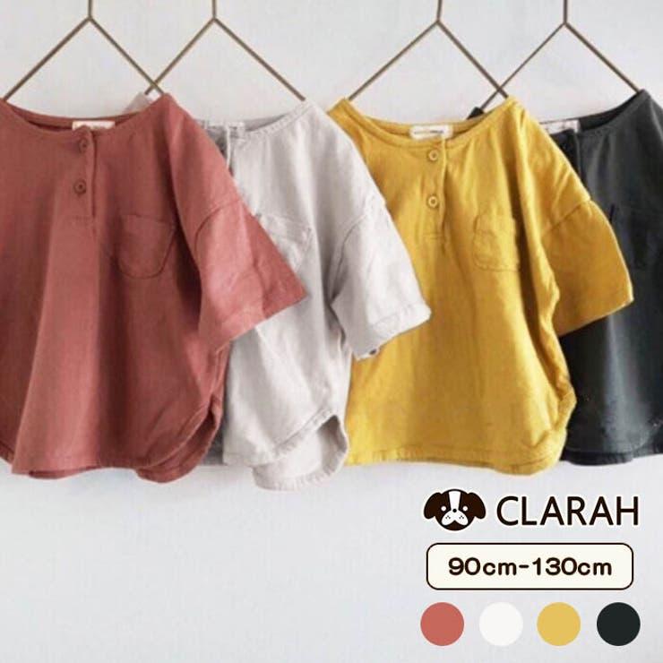 CLARAHのトップス/Tシャツ | 詳細画像