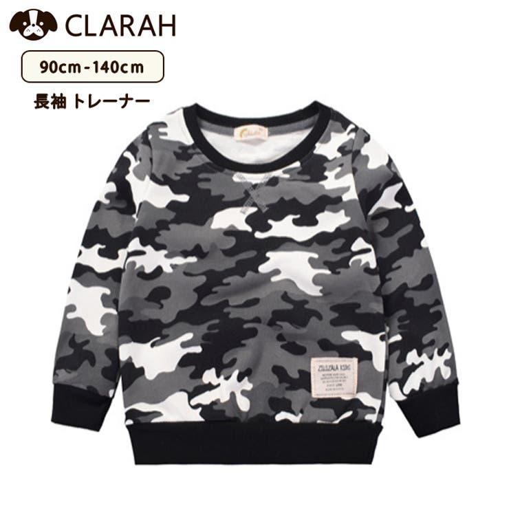 キッズ トップス スウェット | CLARAH | 詳細画像1