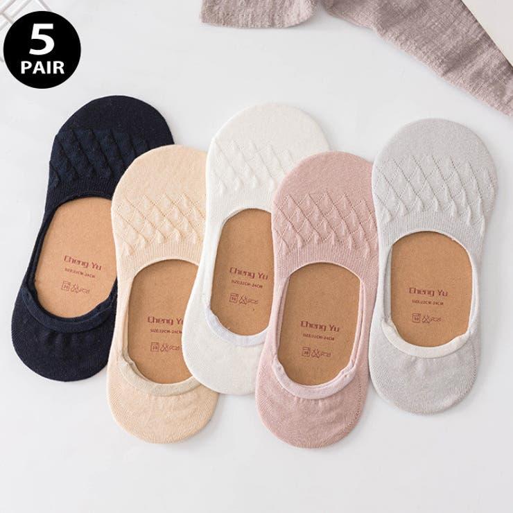 レディース 靴下 ソックス | CLARAH【WOMEN】 | 詳細画像1