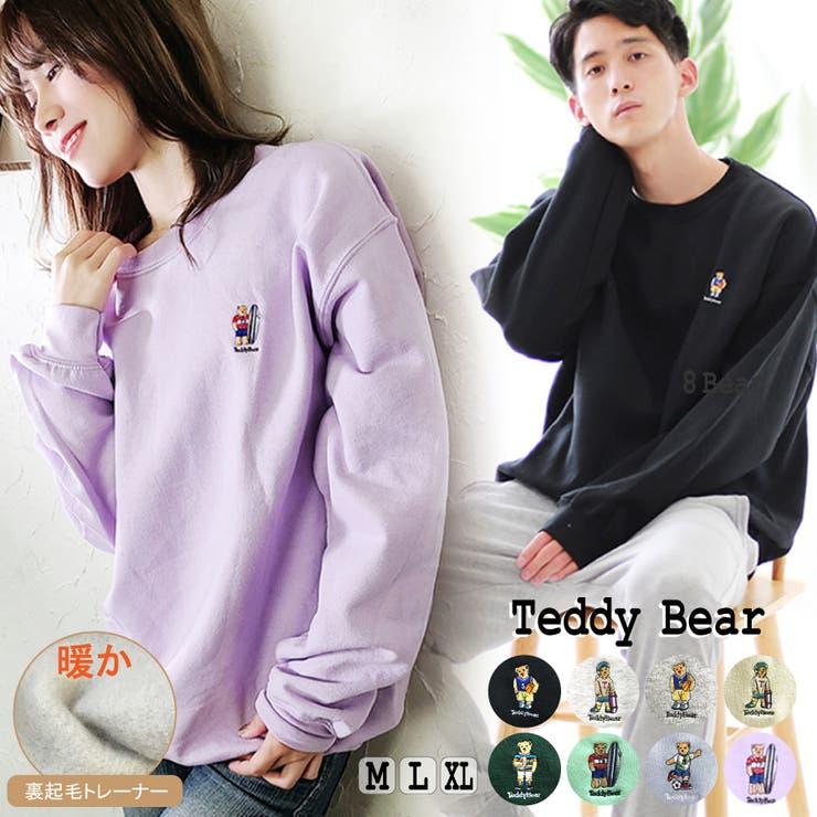Teddy Bear トレーナー | WESTSEA | 詳細画像1