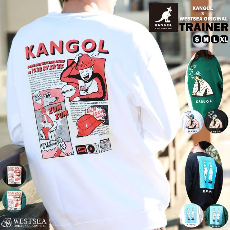 KANGOL トレーナー スウェット | WESTSEA | 詳細画像1