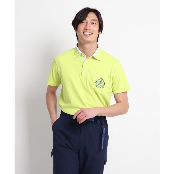 adabatmenのトップス/ポロシャツ   詳細画像